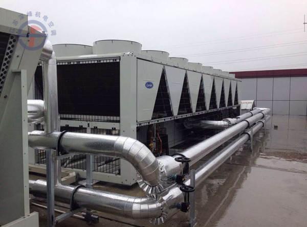 商用中央空调-暖通工程