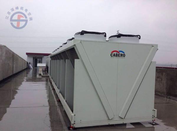 上海堃霖中央空调-暖通工程