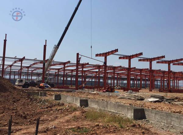 建筑电气beplaysports下载工程-钢结构