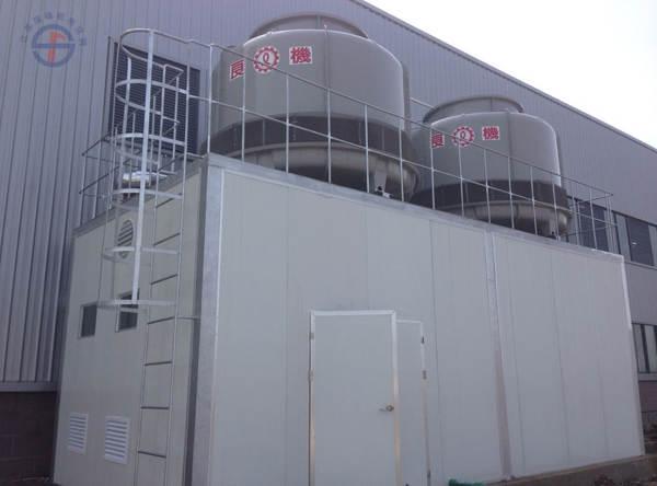 水电改造注意事项-冷却塔